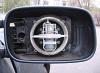 Как снять зеркальце для установки подогрева зеркал - на примере Volkswagen Passat b4.