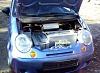 Daewoo Matiz - электромобиль собраный умельцами из Хмельницкого своими руками