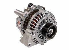 Автомобильный генератор с активным ротором на 12 Вольт