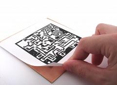 Как сделать печатную плату своими руками в домашних условиях скальпельным методом