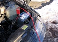 Клемы на севшем аккумуляторе. Как правильно завести авто если сел или испортился аккумулятор