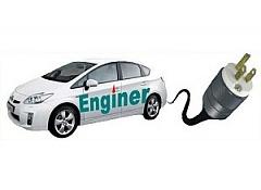 Toyota prius с системой привода от блока аккумуляторов - электромобиль заряжаемый от бытовой электросети