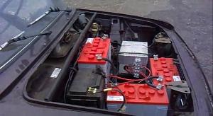 Тюнинг своими руками электромобиля 680