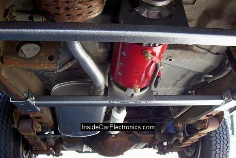 Как переделать заднеприводный авто в электрический гибрид (emis)