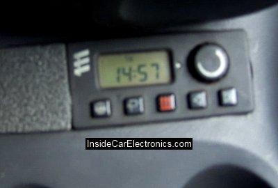пульт управления автономным отопителем -запускает по таймеру и выставляет температуру салона