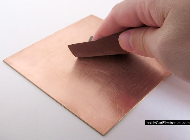 Как сделать печатную плату своими руками в домашних условиях...