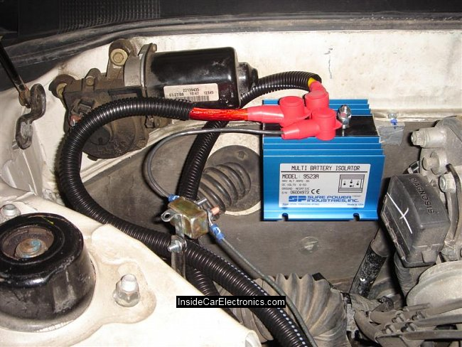 Зарядка в автомобиль своими руками