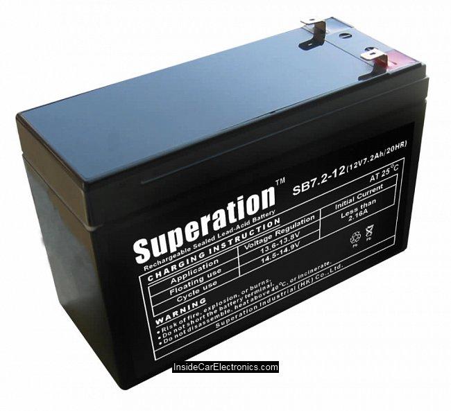 Литий-Ионнный портативный аккумулятор для подключения подогрева автомобильного аккумулятора