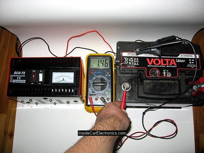 Зарядное устройство 50 ампер для автомобильного аккумулятора.